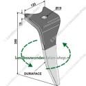 rotoregtand (DURAFACE) - links